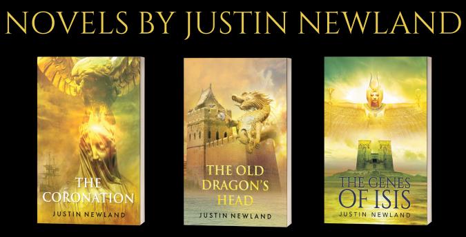 NOVELS BY JUSTIN NEWLAND