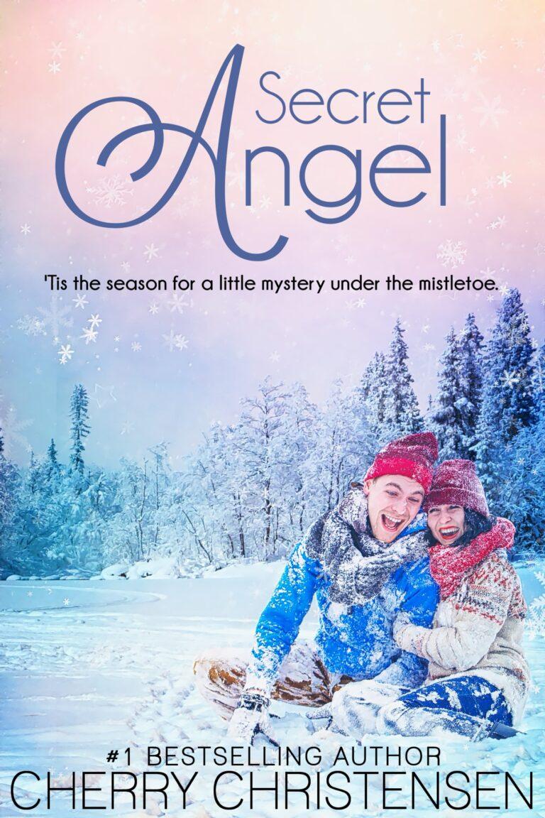 4 STAR REVIEW: SECRET ANGEL by Cherry Christensen