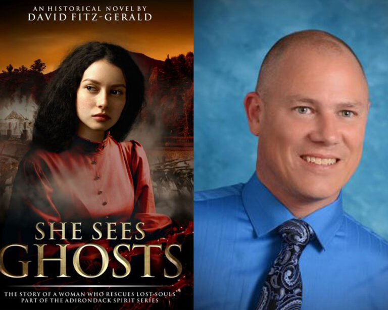GUEST BLOG: Do You Believe In Ghosts? by David Fitz-Gerald