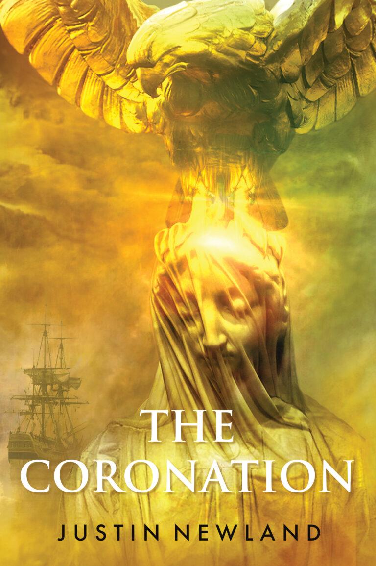 BOOK BLAST:  THE CORONATION by Justin Newland