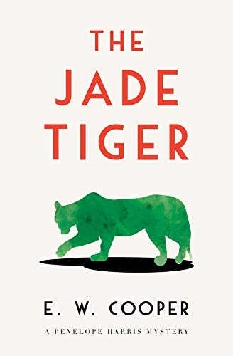 3.5 STAR REVIEW: THE JADE TIGER by E.W. Cooper