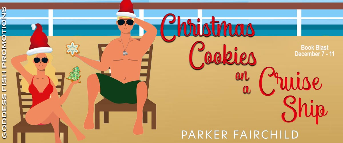 Christmas Cookies on a Cruise Ship - Tour Banner