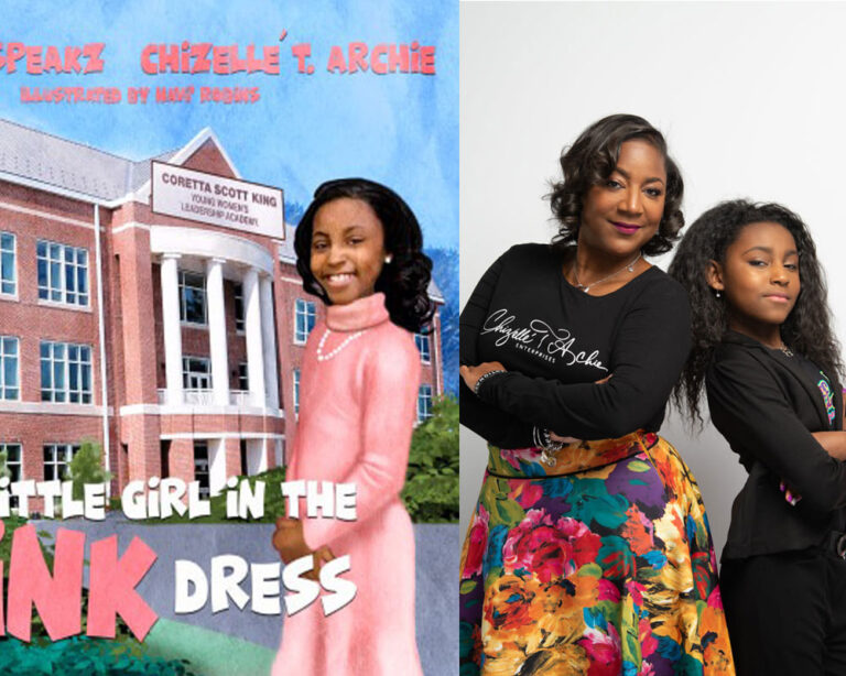 INTERVIEW: Chizelle' T Archie & Freedom Speakz on THE LITTLE GIRL IN THE PINK DRESS
