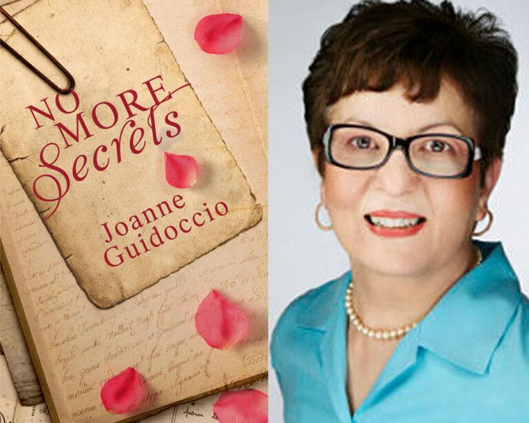 INTERVIEW: Joanne Guidoccio on NO MORE SECRETS