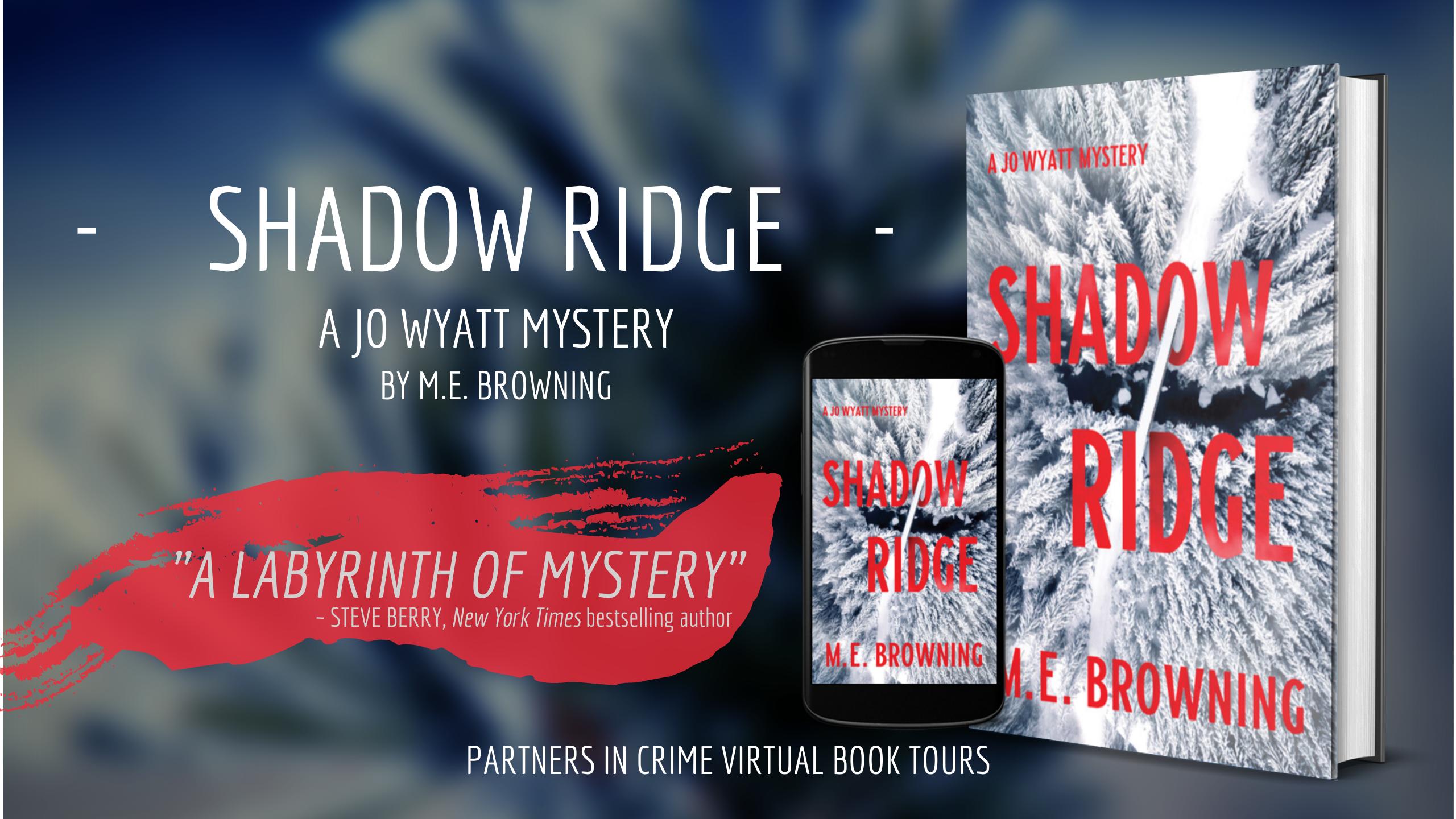 Shadow Ridge Tour Banner
