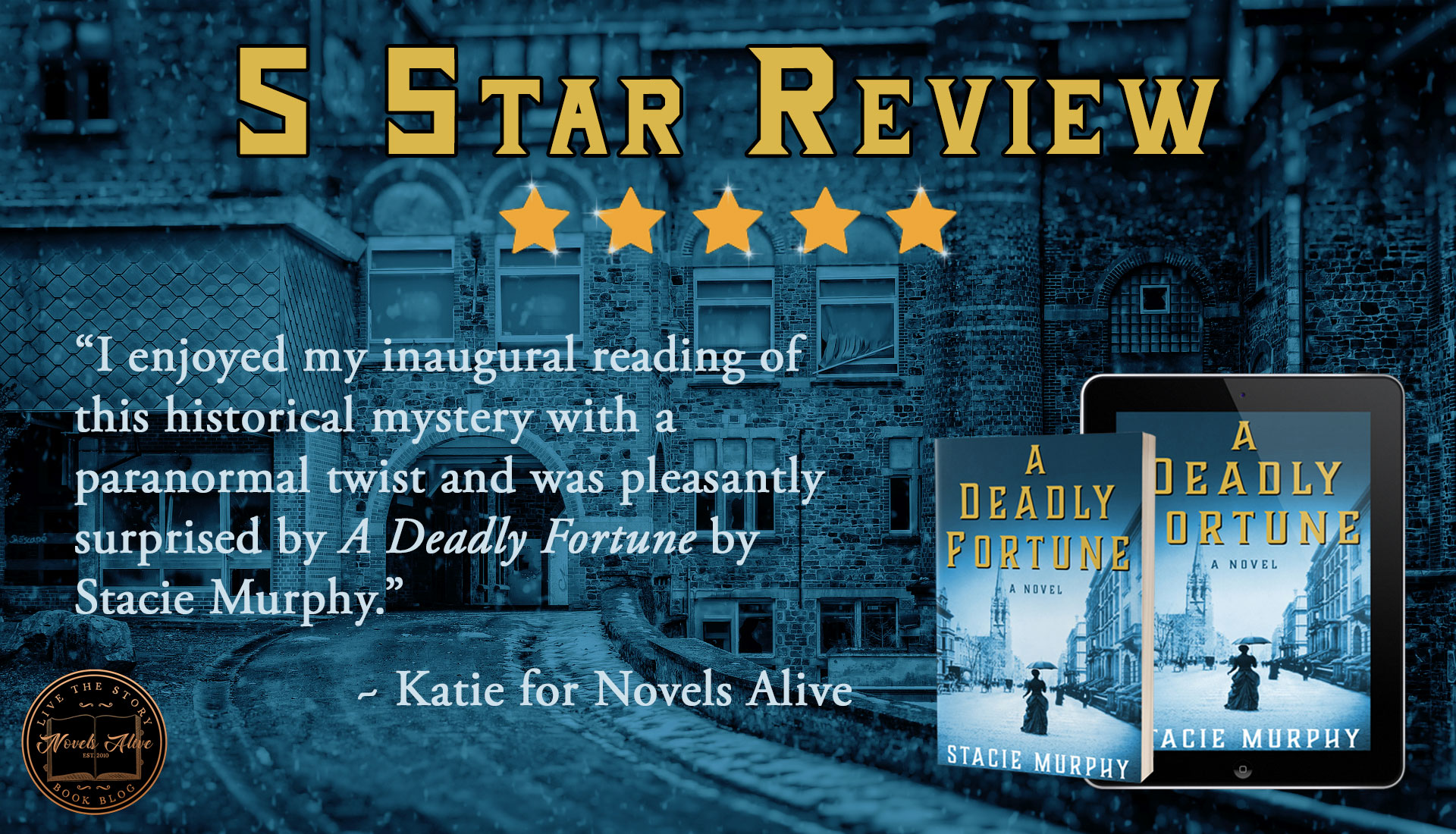 A-Deadly-Fortune-Review