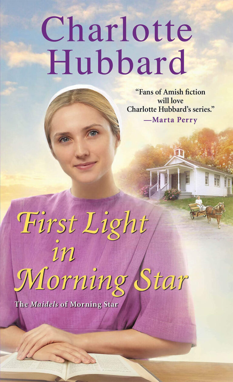 4 STAR REVIEW: FIRST LIGHT IN MORNING STAR by Charlotte Hubbard