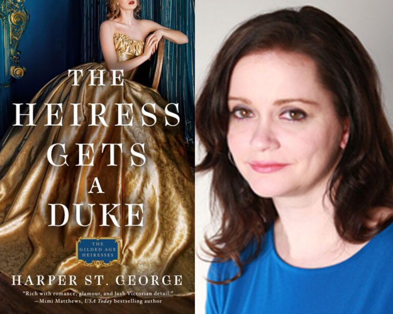 GUEST BLOG: Dollar Princesses of the Gilded Age by Harper St. George Plus Giveaway!