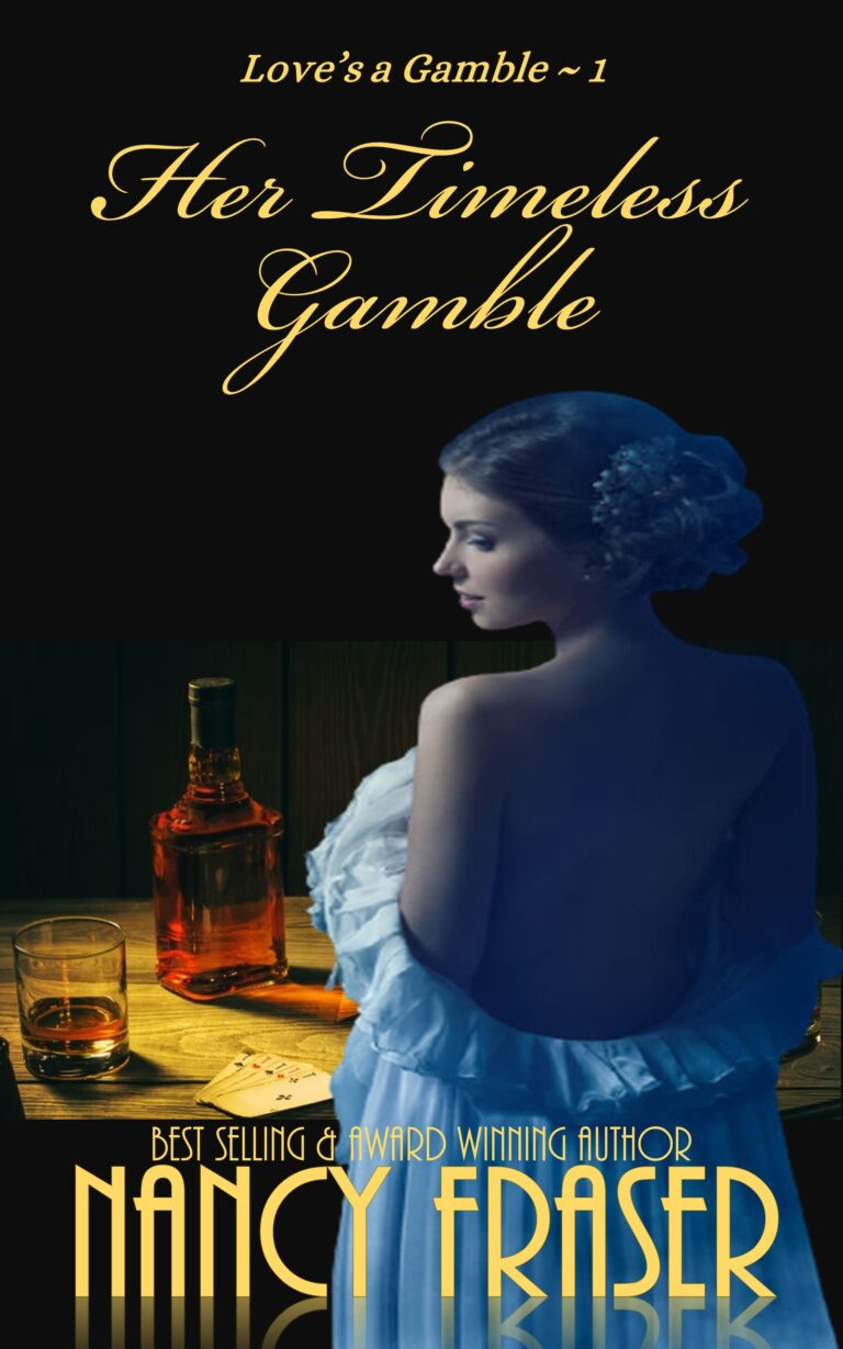 BOOK BLAST: HER TIMELESS GAMBLE by Nancy Fraser Plus Giveaway!