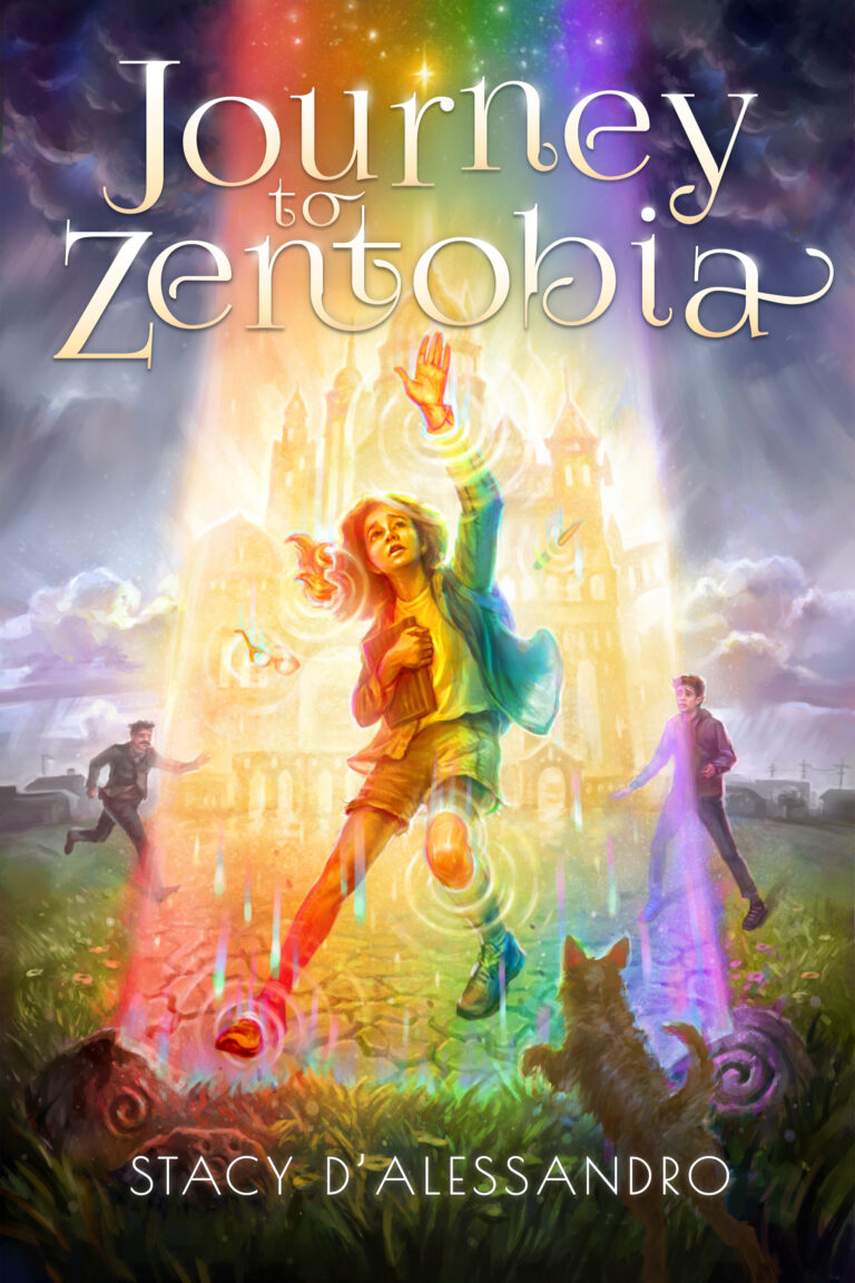 BOOK BLAST: JOURNEY TO ZENTOBIA by Stacy D'Alessandro Plus Giveaway!