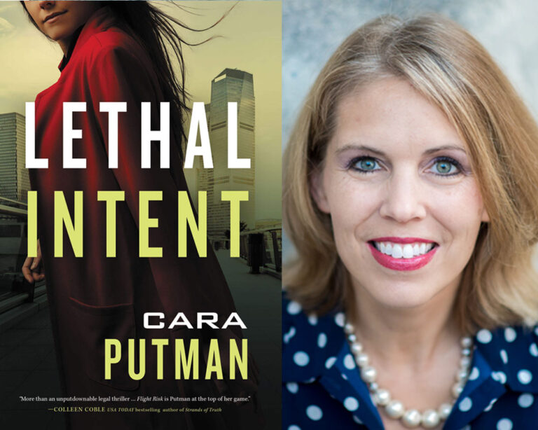 GUEST BLOG: How Far Would You Go To Save a Child? Plus Giveaway! by Cara Putman