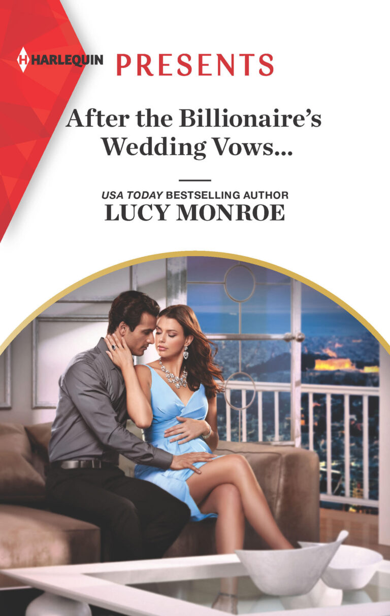 4 STAR REVIEW: AFTER THE BILLIONAIRE'S WEDDING VOWS by Lucy Monroe