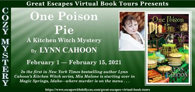 One Poison Pie Banner