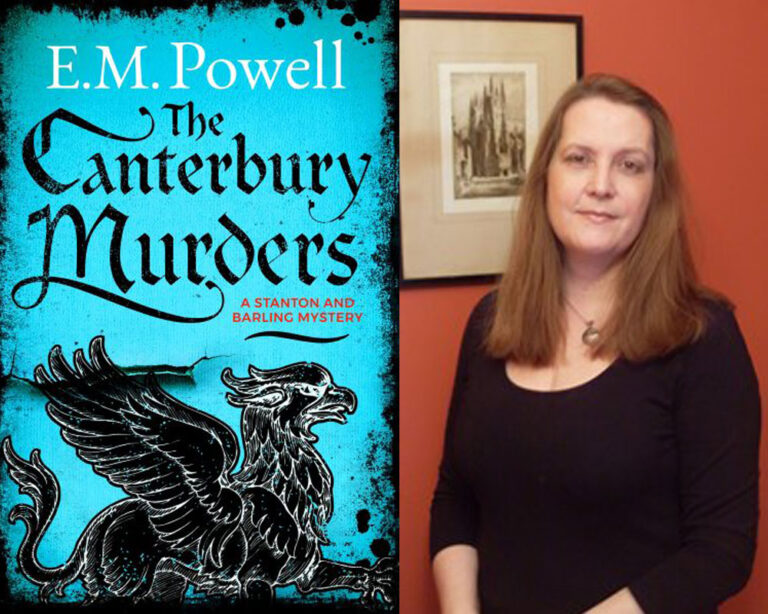 GUEST BLOG: Putting the Mystery into History: Writing Historical Sleuths by E.M. Powell