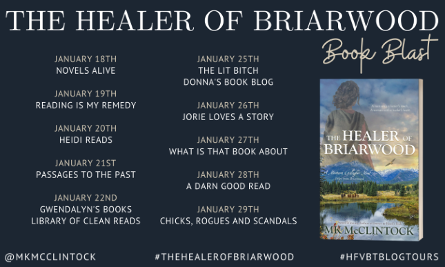 The Healer of Briarwood Banner