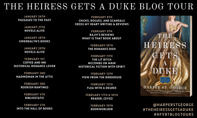 The Heiress Gets a Duke_Blog Tour Banner