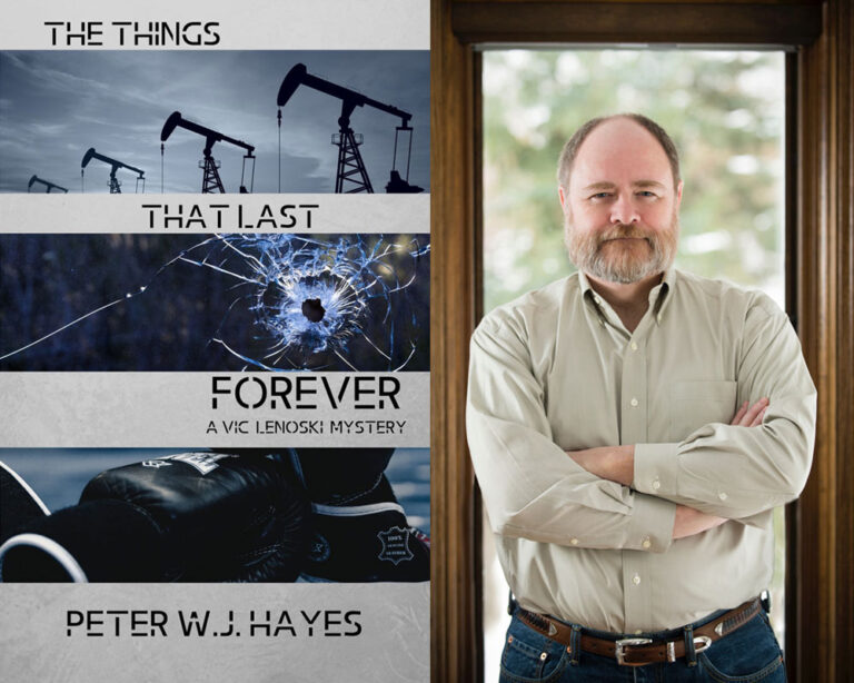 GUEST BLOG: The Setting That Was Meant To Be by Peter W.J. Hayes