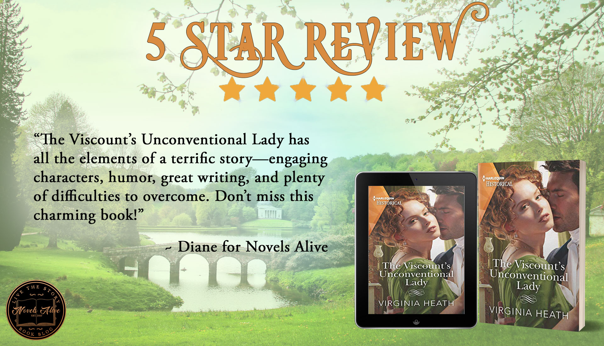 The-Viscounts-Unconventional-Lady-Review-FB