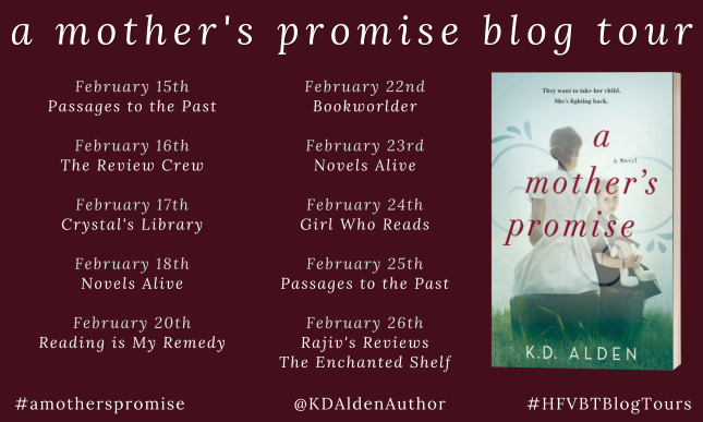 A Mothers Promise Banner