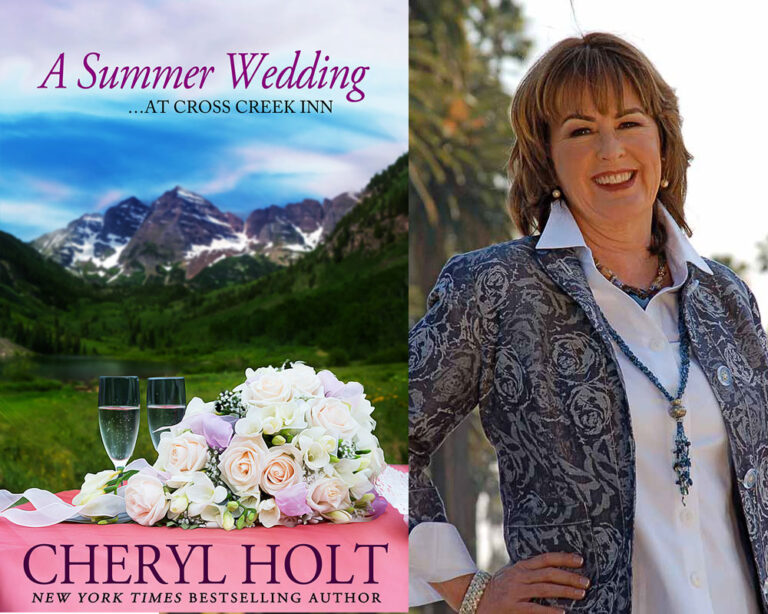 GUEST BLOG: How Publishing Has Changed Since I've Been Writing by Cheryl Holt Plus Giveaway!