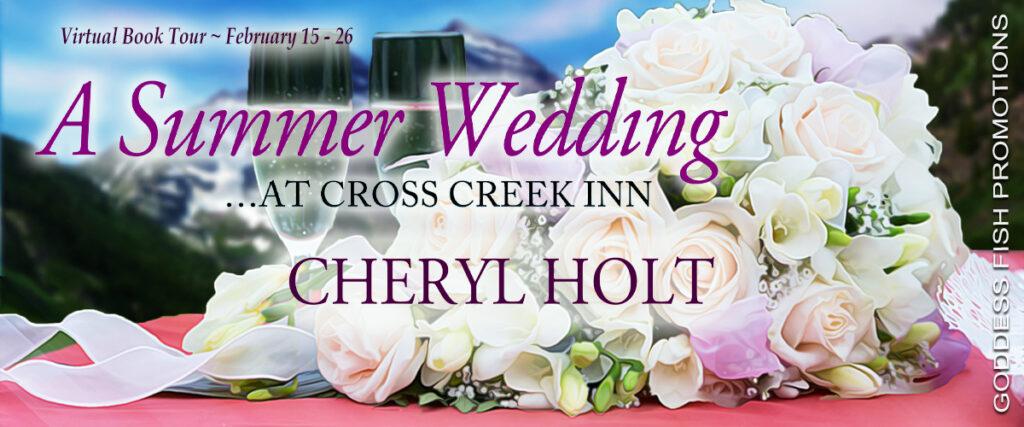 A Summer Wedding Banner