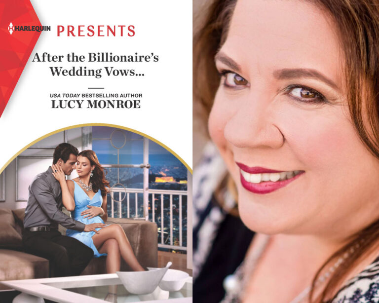 GUEST BLOG: Author Admissions: Favorite Romance Tropes by Lucy Monroe Plus Giveaway!