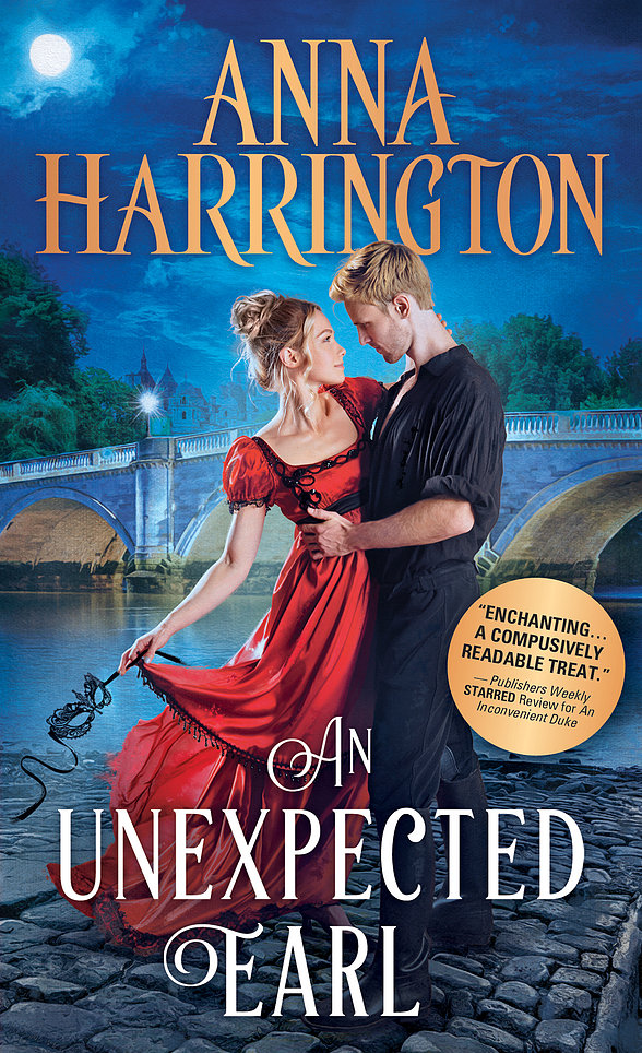 4 STAR REVIEW: AN UNEXPECTED EARL by Anna Harrington