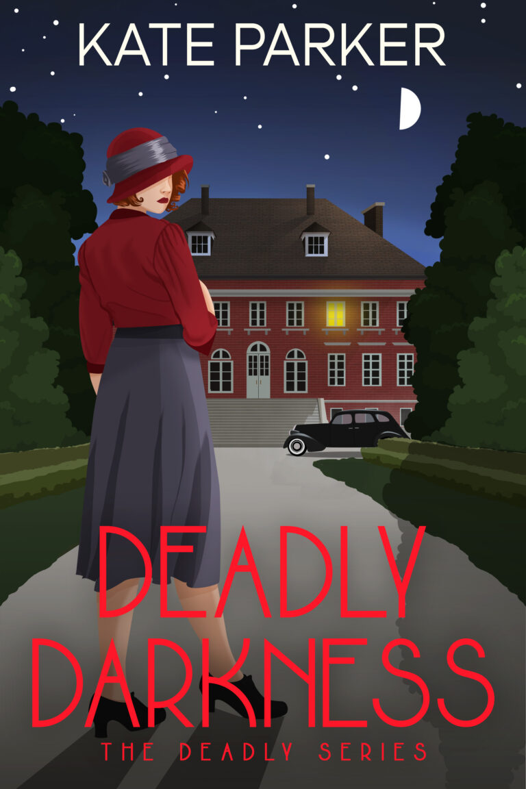 4 STAR REVIEW: DEADLY DARKNESS by Kate Parker