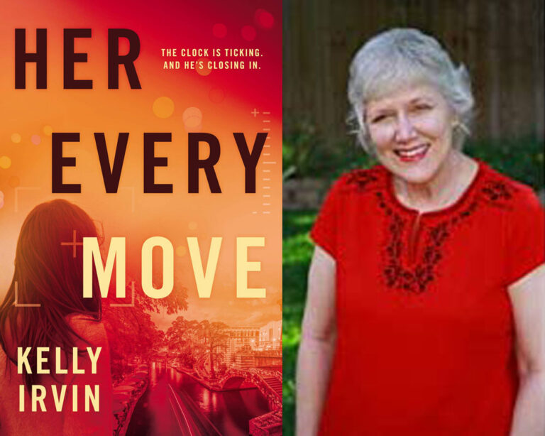 GUEST BLOG: Setting the Scene in San Antonio by Kelly Irvin Plus Giveaway!