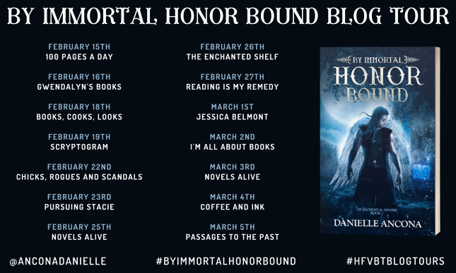 Immortal Honor Bound Banner