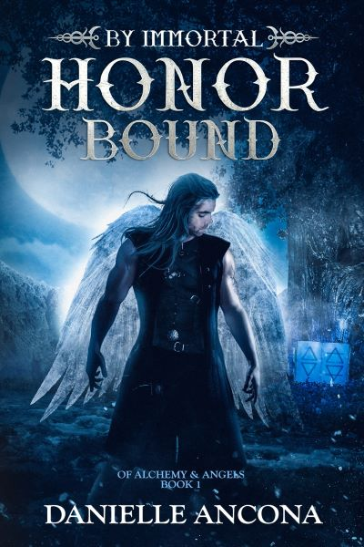 4 STAR REVIEW: BY IMMORTAL HONOR BOUND by Danielle Ancona