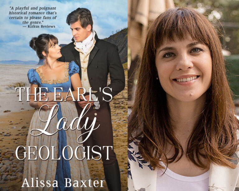 GUEST BLOG: Women Geologists of the 19th Century in England by Alissa Baxter Plus Giveaway!