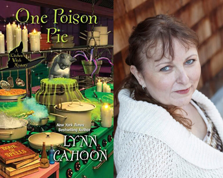 GUEST BLOG: Why Cozy Mystery?  by Lynn Cahoon Plus Giveaway!