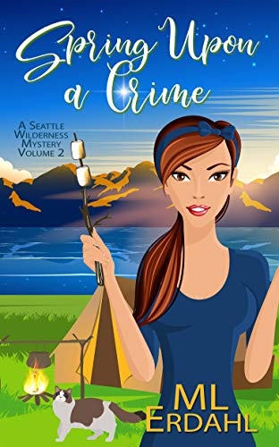 SPRING UPON A CRIME COVER