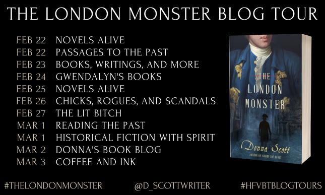 The London Monster_Blog Tour Banner