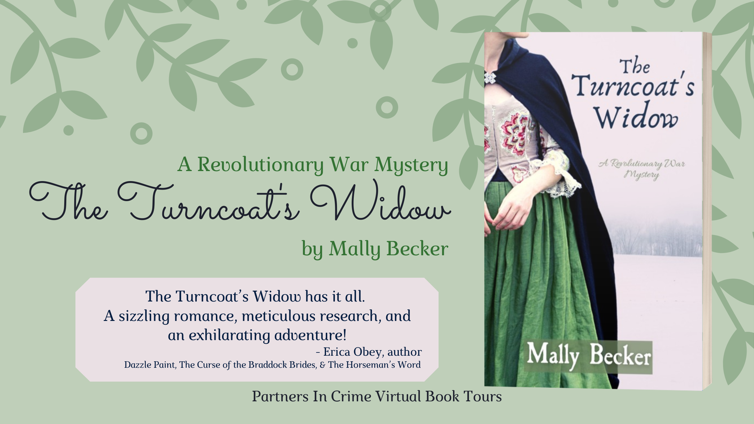 The Turncoat's Widow Banner