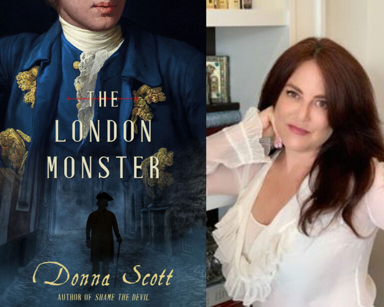 GUEST BLOG: The Truth Behind the London Monster by Donna Scott