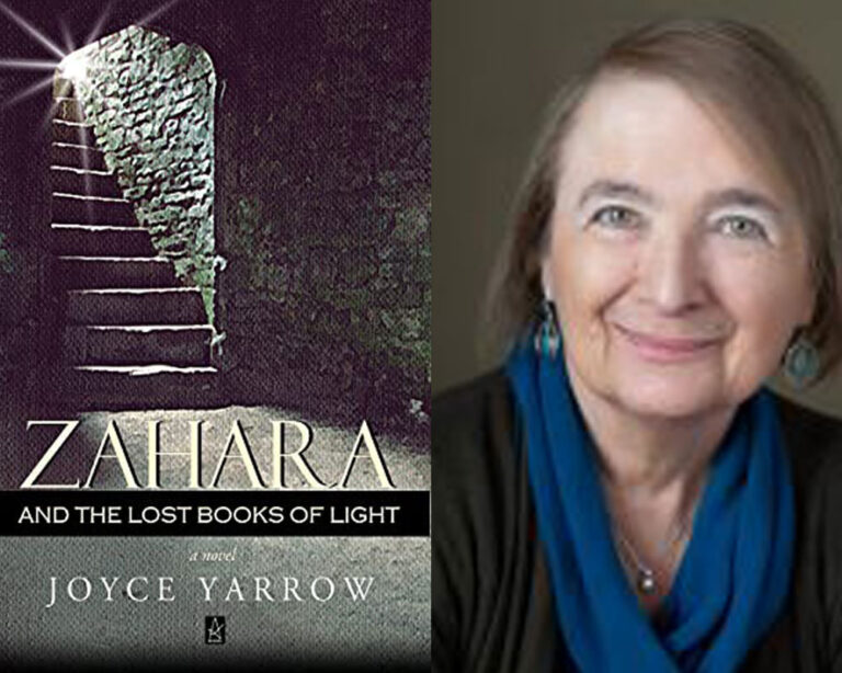 GUEST BLOG: How a Song Became a Book by Joyce Yarrow Plus Giveaway!