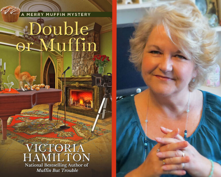 GUEST BLOG: Merry Wynter, Fashionista – or – Clothes Make the Woman by Victoria Hamilton Plus Giveaway!