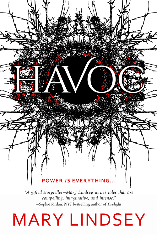 COVER REVEAL: HAVOC by Mary Lindsey Plus Giveaway!