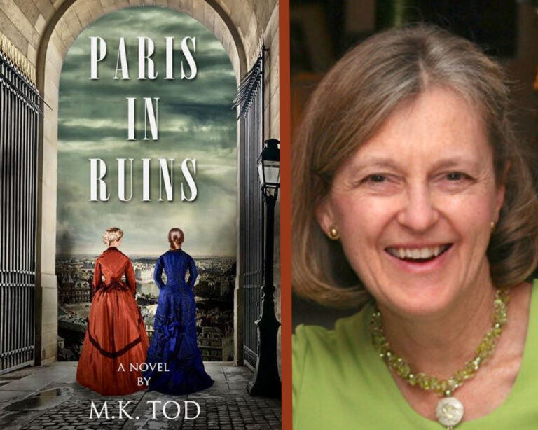 GUEST BLOG: What is it about Paris? by M.K. Tod Plus Giveaway!