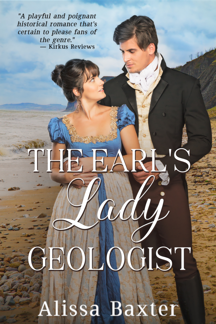 4 STAR REVIEW: THE EARL'S LADY GEOLOGIST by Alissa Baxter