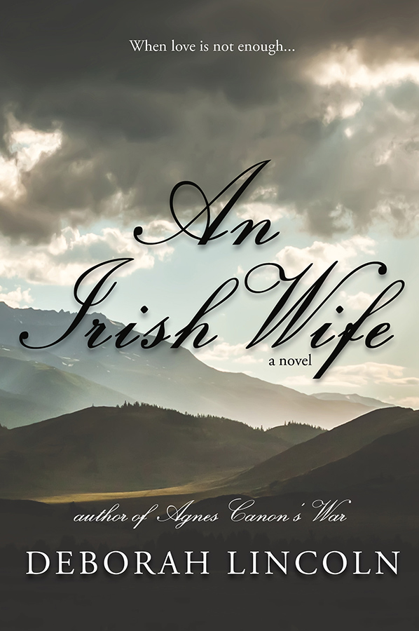 4.5 STAR REVIEW: AN IRISH WIFE by Deborah Lincoln