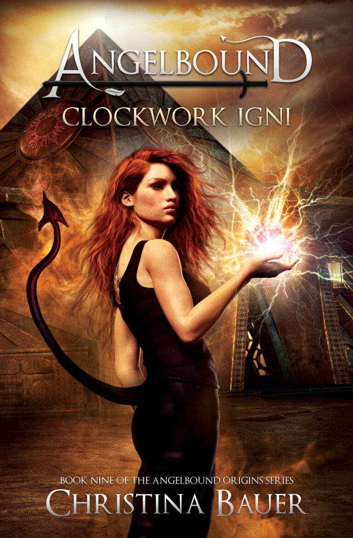 BOOK BLAST: CLOCKWORK IGNI by Christina Bauer Plus Giveaway!