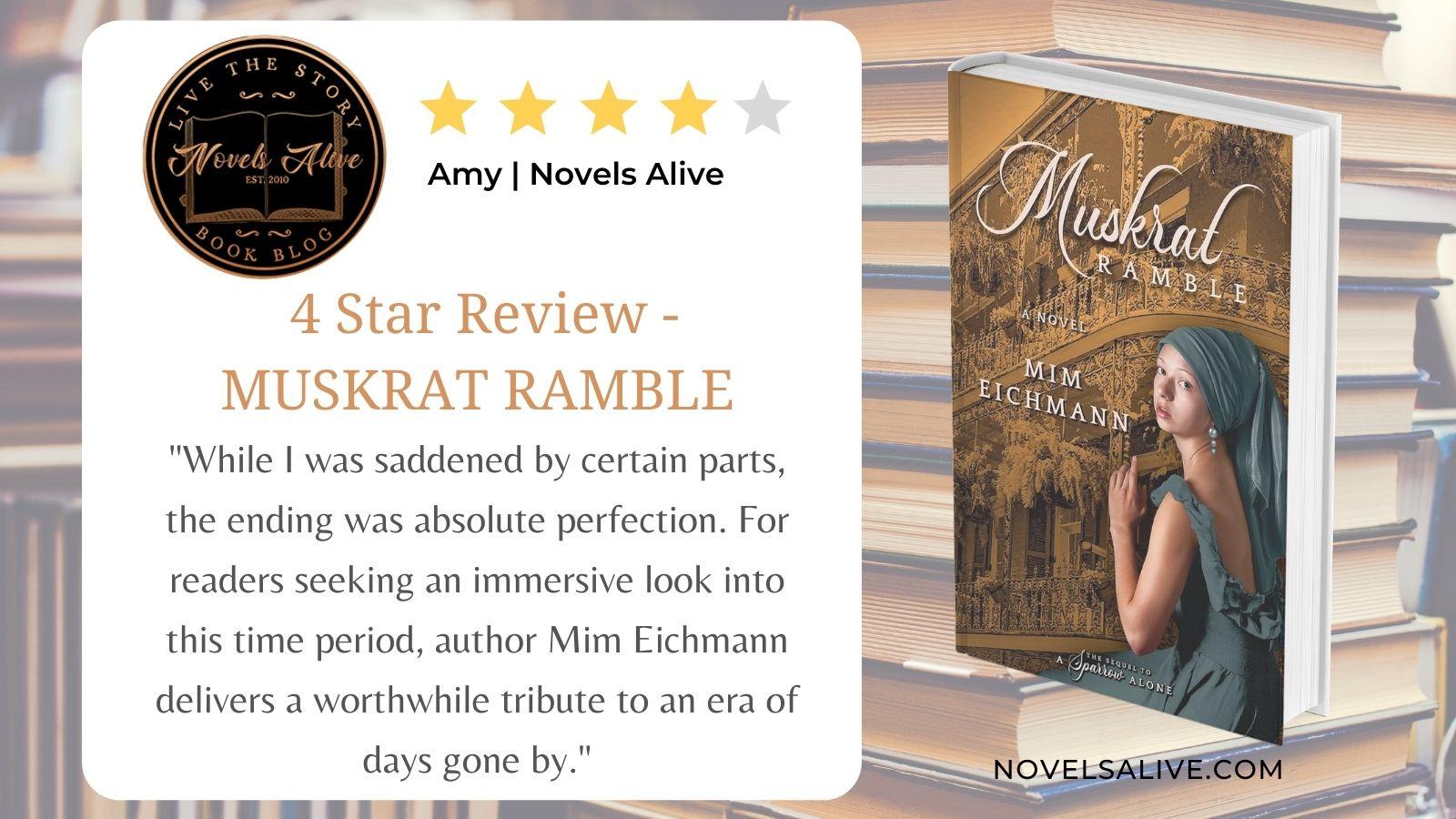 Book Review Mim Eichmann Twitter