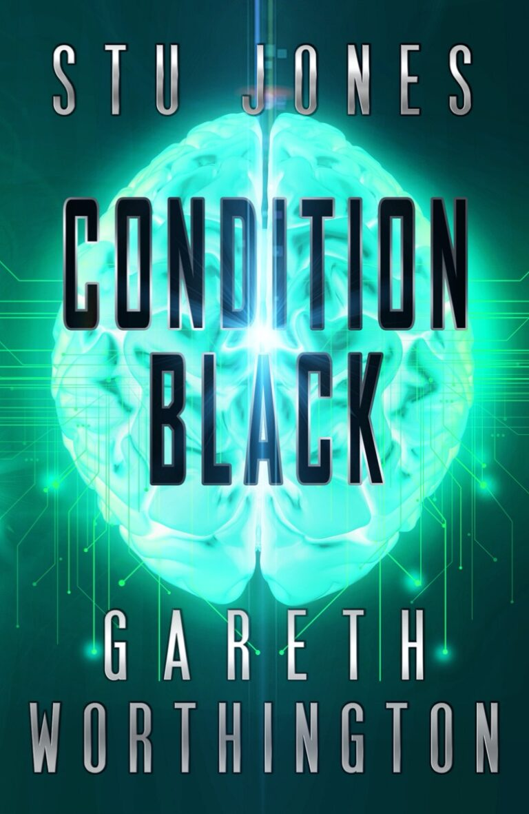 BOOK BLAST: CONDITION BLACK by Stu Jones & Gareth Worthington Plus Giveaway!