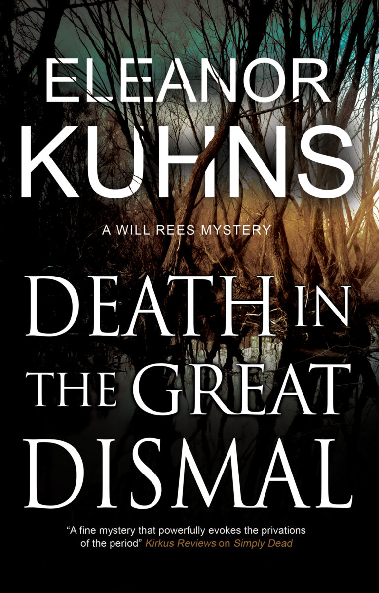 BOOK BLAST: DEATH IN THE GREAT DISMAL by Eleanor Kuhns Plus Giveaway!