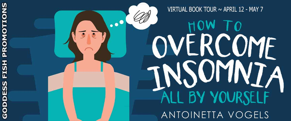 How to Overcome Insomnia All by Yourself Banner