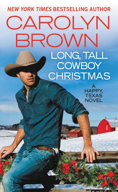 4 STAR REVIEW: LONG, TALL COWBOY CHRISTMAS by Carolyn Brown