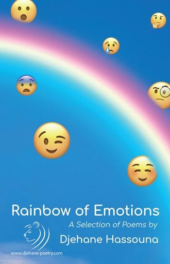 BOOK BLAST: RAINBOW OF EMOTIONS by Djehane Hassouna Plus Giveaway!